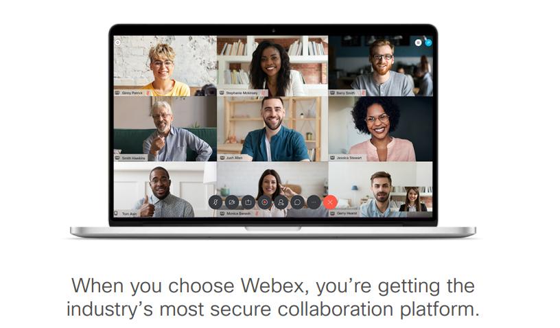webex security