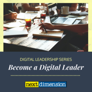 become a digital leader