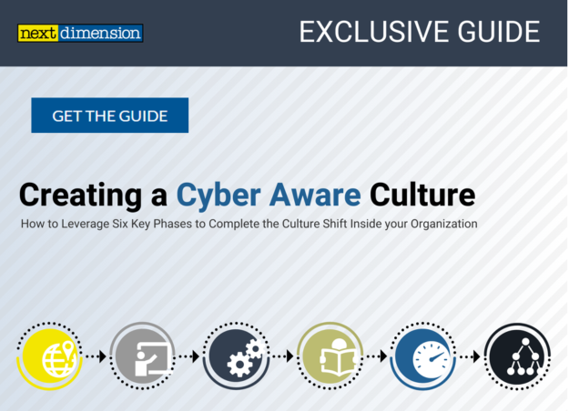 how to create a cyber aware culture